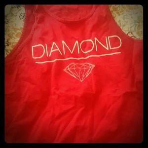 Tank top diamond